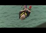 Video: Raw: Justin Bieber Takes a Dive