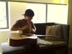 Justin Drew Bieber – August Rush-style Guitar Playing