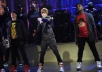 "Photo: Saturday Night Live – Season 35 – ""Tina Fey"" – Justin Bieber"