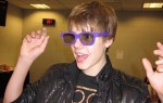 justin bieber glasses never say never