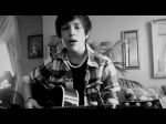 """Favorite Girl"" Justin Bieber cover – 15 year old Austin Mahone – HATLESS!"