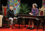 "Photo: Saturday Night Live – Season 36 – ""Dana Carvey"" – Justin Bieber and Dana Carvey"