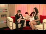 2010 Backstage Interview (American Music Awards)