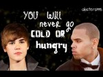 Chris Brown ft. Justin Bieber- Next 2 You Lyrics