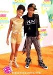 Jaden Smith And Willow Smith At The 2011 Nickelodeon Kids Choice Awards