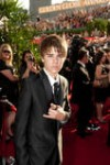 Justin  the golden globes