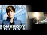 Somebody To Love – Justin Bieber ft. Usher (Music Video) – Yoonha Hwang Piano Cover lyrics