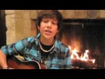 """Baby"" Justin Bieber cover – 14 year old Austin Mahone with lyrics"