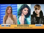 "Justin Bieber Covers Selena Gomez Hit ""Who Says"""