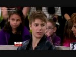When You Look Me In The Eyes (Justin Bieber Video) with lyrics