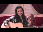 "Megan Nicole covers Justin Bieber ""One Time"""