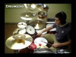 """Next 2 You""- Chris Brown ft. Justin Bieber -*DRUM COVER* / Remix (right, to)"