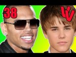 CHRIS BROWN FT. JUSTIN BIEBER – LADIES LOVE ME (NEW MUSIC VIDEO LYRICS REVIEW) & SUNDAY (DAY 38)
