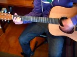 "Justin Bieber "" One Less Lonely Girl ( Acoustic Version )"" Guitar Cover"