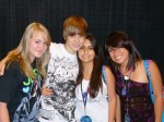 My name is Katherine Zapata and I met Justin Bieber on July 14th…