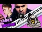 Chris Brown ft. Justin Bieber – Ladies Love Me ( Instrumental Remake W/ Download ! )