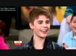I Wanna Love You Forever (Justin Bieber Video) with lyrics