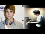 One Time – Justin Bieber (Music Video) – Yoonha Hwang Piano Acoustic Cover with lyrics (Official)