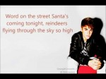 Justin Bieber – Mistletoe (Lyrics On Screen) HD