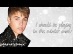 Justin Bieber – Mistletoe (Lyrics Video)