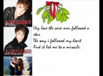 Mistletoe – Justin Bieber (Studio Full Version) Lyrics On Screen