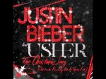 The Christmas Song (Chestnuts) Justin Bieber ft. Usher [Lyrics in Description]