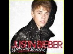 Justin Bieber Reveals Christmas Album Cover.