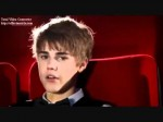 My Heart Will Go On (Justin Bieber Video) with lyrics