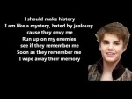 Justin Bieber – Otis Freestyle (Power 106 FM) // Lyrics On Screen [HD]