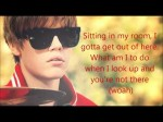 Heartache – Justin Bieber lyrics new song 2011