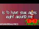 Justin Bieber – Home This Christmas (ft. The Band Perry) (Lyrics Video) HD
