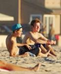 Justin Bieber x Ryan Butler