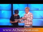 Justin Bieber Surprises Ellen On Her TV Show! She Was Sooo Shocked!