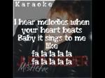 Justin Bieber – Fa La La ft. Boyz II Men Karaoke