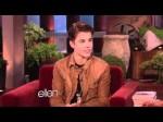 """Ellen Singing """"Boyfriend"""""""