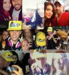 On the 23rd of April our dreams came TRUE as Justin arrived in…