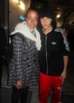 April 26, 2012 is the night that Justin was coming to NYC. My…