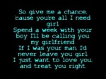 Justin Bieber – Boyfriend [Official Lyrics Video]