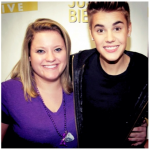 My name is Megan and I want to share My Bieber Experience with…