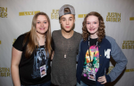 On October 27, 2012 my dreams came true. I met my idol. I'm the…