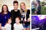 My name is Lexie or future Mrs. Bieber. I am the tall blonde on…