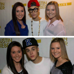 My name is Kim. My dream was to always meet Justin Bieber….