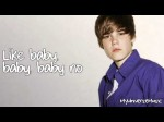 Justin Bieber – Baby (Lyrics Video)