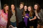 I'm Holly and on November 12th, 2012, I met Justin Bieber….