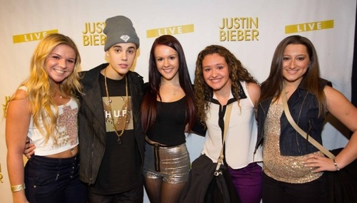 My name is Isabella and my dream was to meet Justin since his…