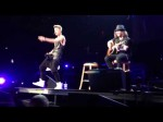 "(HD) Justin Bieber ""Mistletoe"" First time live since last Christmas – FRONT ROW Boston 12/6/12"
