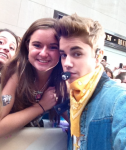 On June 15, 2012 my dream had finally come true. I was front row…