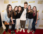 My name is Arielle, and this is my Bieber experience….