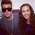 My name is Maddie and I met Justin on December 15, 2012 at B96…