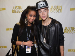 I'm Nicole and I had been waiting to meet Justin pretty…